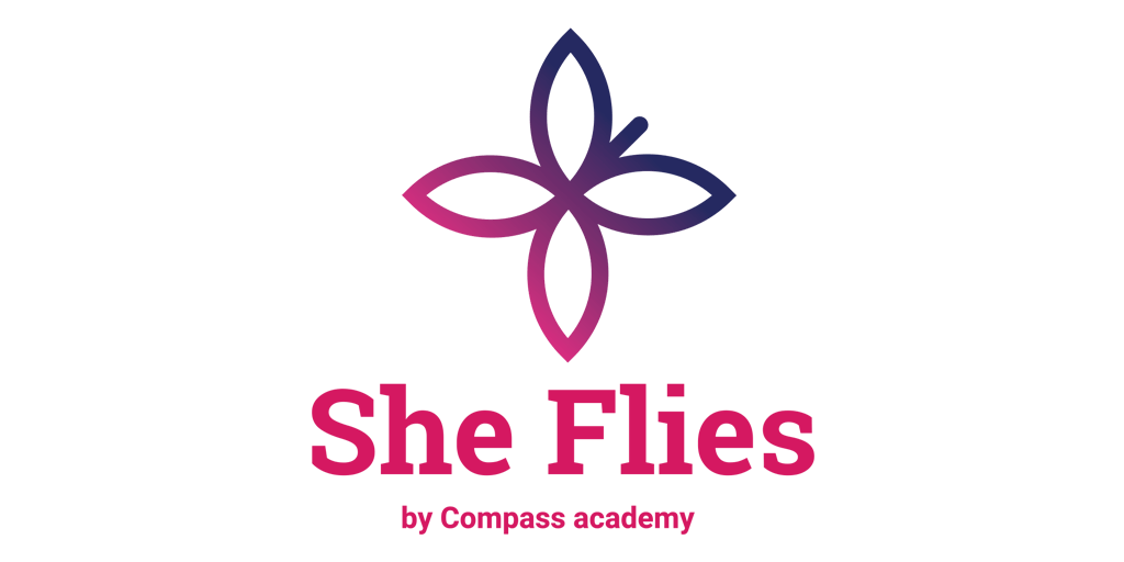 she flies logo